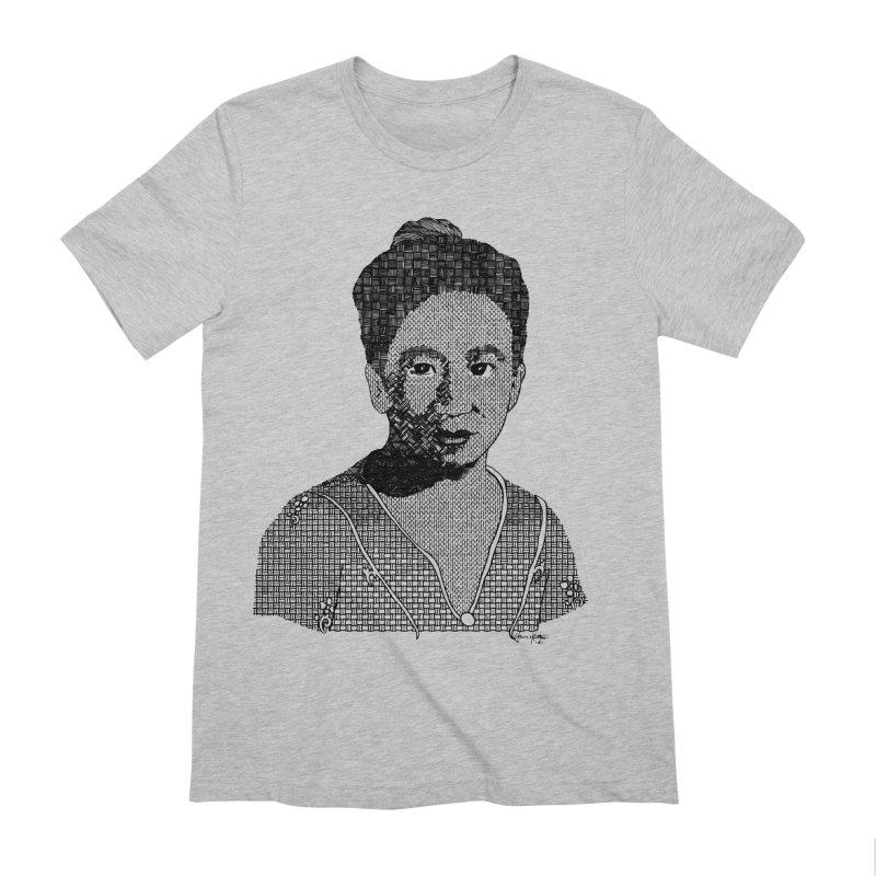 Ilokana Men's Extra Soft T-Shirt by The Lola x Kenneth Collaboration