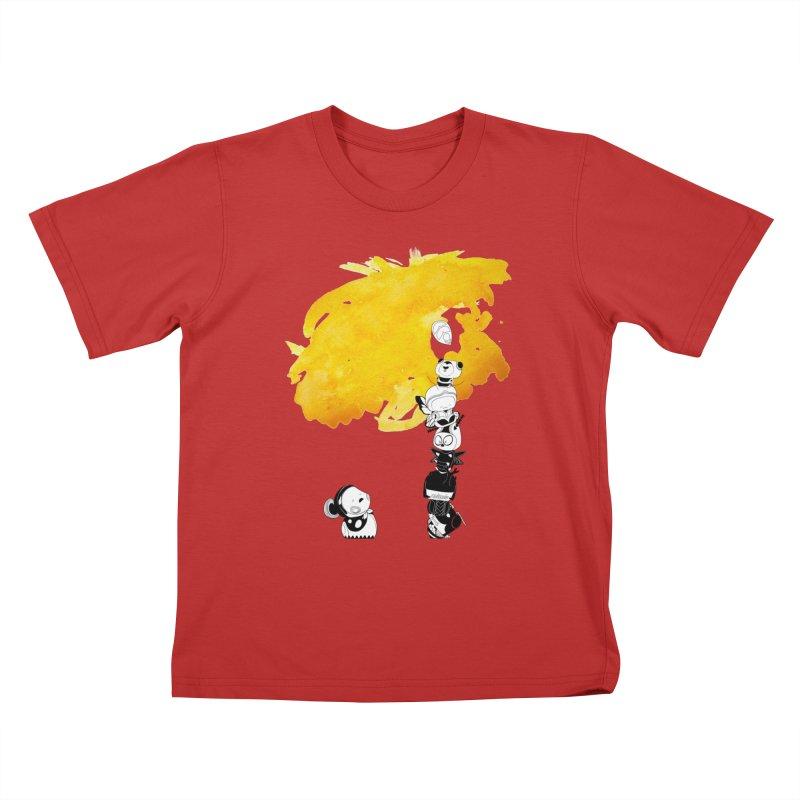 Pamilya V Kids T-Shirt by The Lola x Kenneth Collaboration