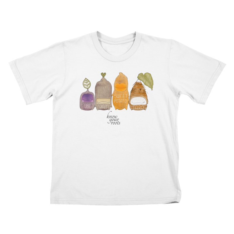 Know Your Roots Kids T-Shirt by The Lola x Kenneth Collaboration