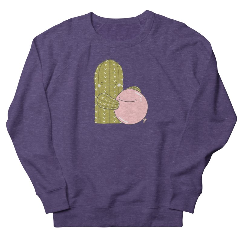 Snuggle Women's French Terry Sweatshirt by The Lola x Kenneth Collaboration