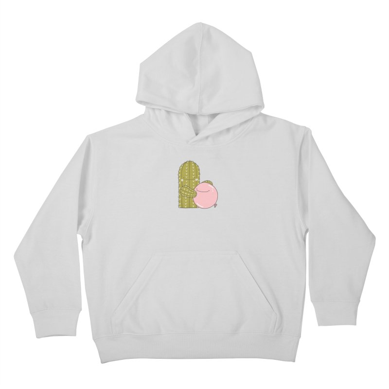 Snuggle Kids Pullover Hoody by The Lola x Kenneth Collaboration
