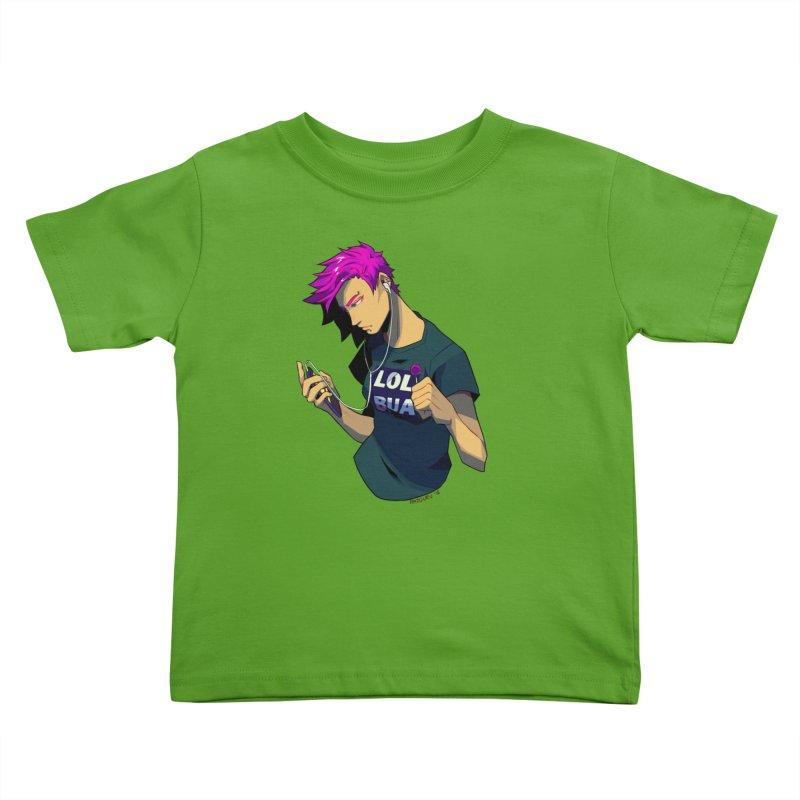 LOL Punk Kids Toddler T-Shirt by LOLbua shop