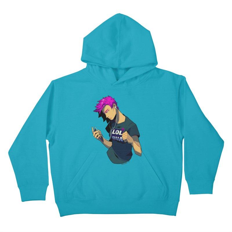 LOL Punk Kids Pullover Hoody by LOLbua shop