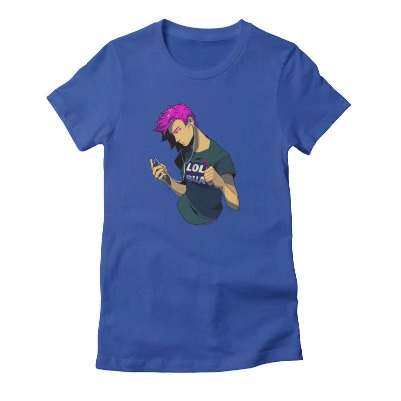 LOL Punk Women's T-Shirt by LOLbua shop