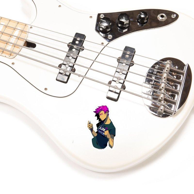 LOL Punk Accessories Sticker by LOLbua shop