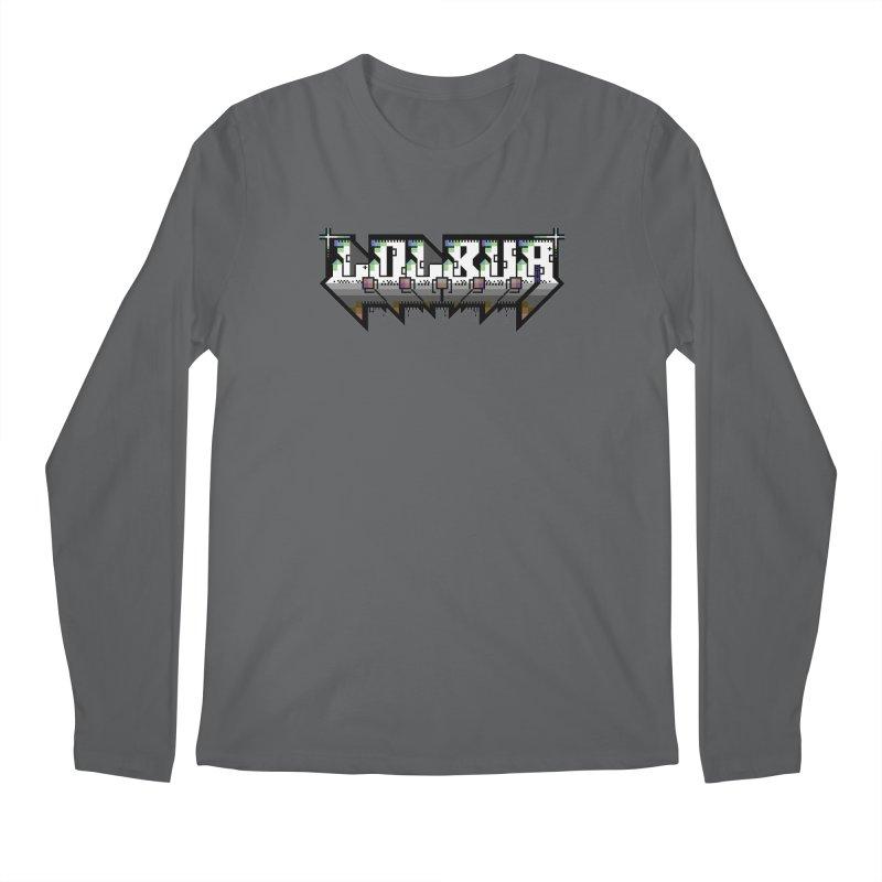 LOLBua PETSCII Men's Longsleeve T-Shirt by LOLbua shop