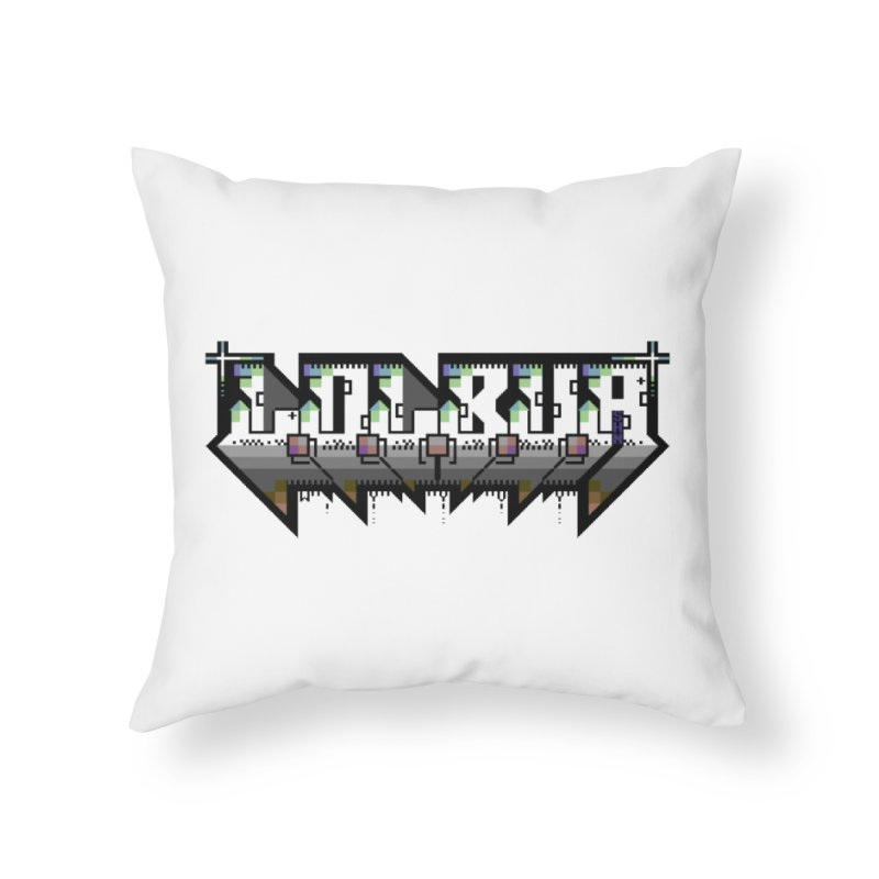 LOLBua PETSCII Home Throw Pillow by LOLbua shop