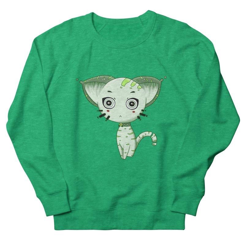 Ufo Cat by Lolita Tequila Women's Sweatshirt by lolitatequila's Artist Shop