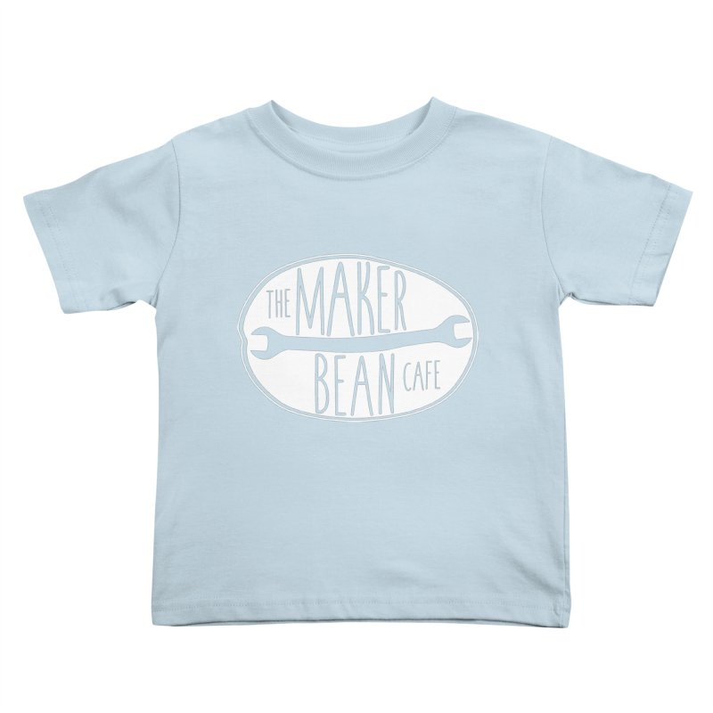 The Maker Bean Kids Toddler T-Shirt by lolo designs