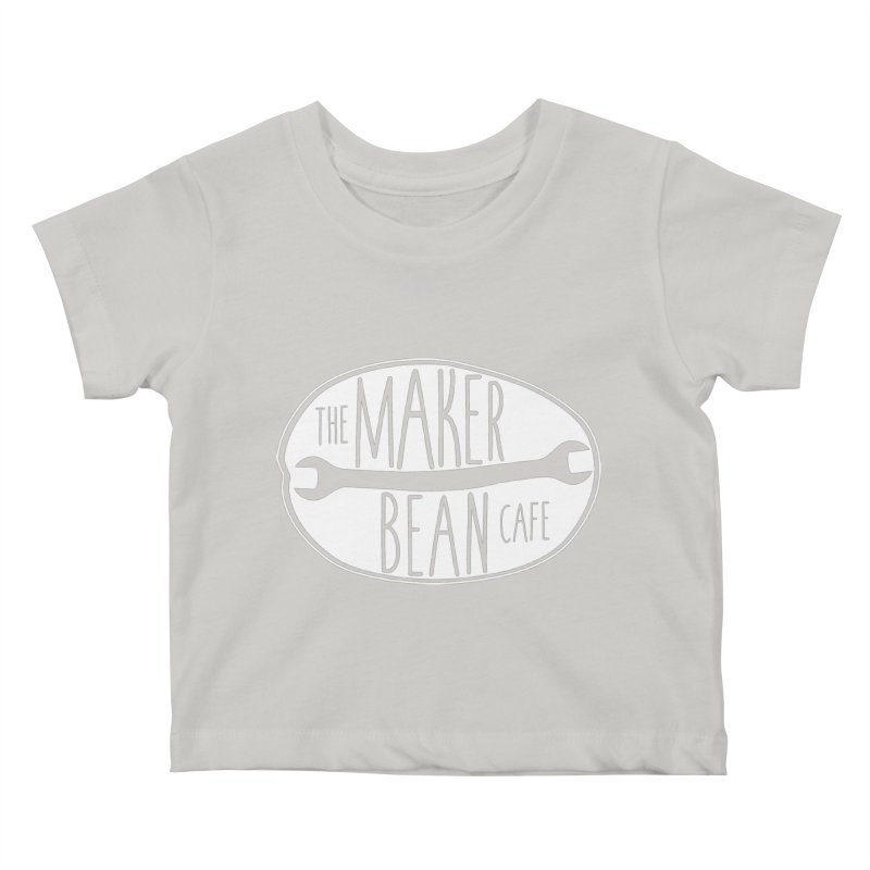 The Maker Bean Kids Baby T-Shirt by lolo designs