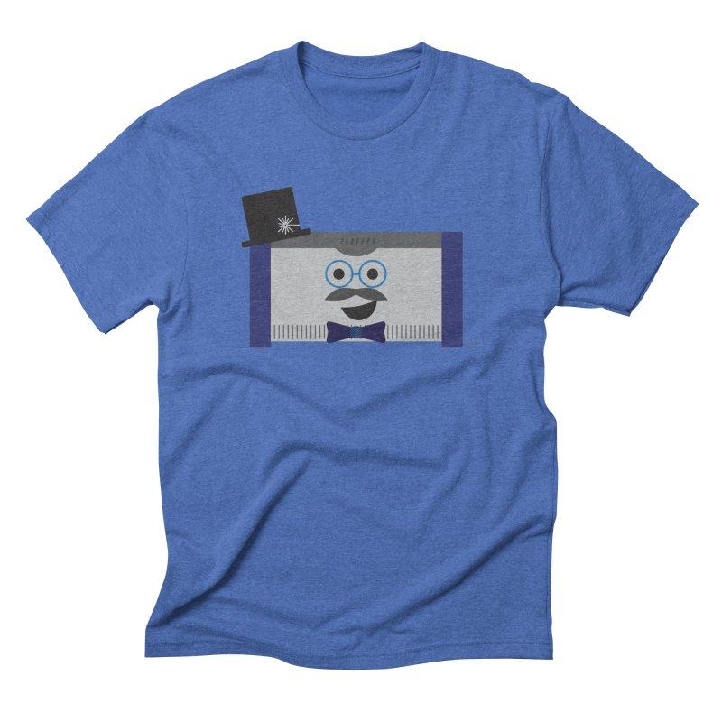 Laser McLaser Men's Triblend T-Shirt by lolo designs