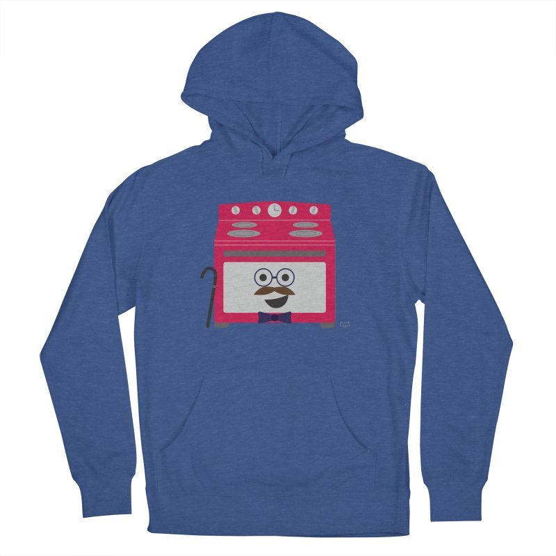Duke of Ovenshire III Men's Pullover Hoody by lolo designs