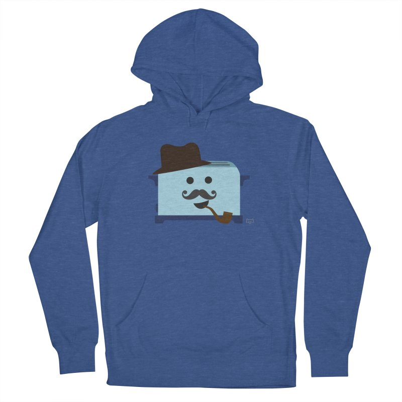 Toast D. Carbs, Esq.  Women's Pullover Hoody by lolo designs