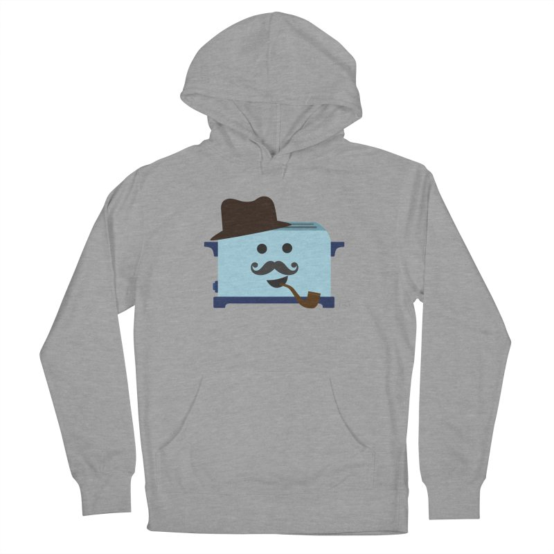 Toast D. Carbs, Esq.  Women's French Terry Pullover Hoody by lolo designs