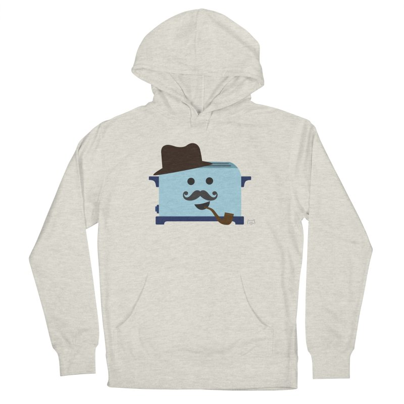 Toast D. Carbs, Esq.  Men's Pullover Hoody by lolo designs