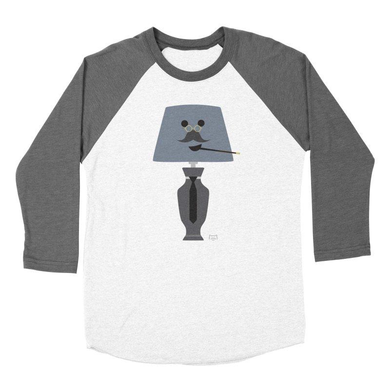 Maestro Luminoso Men's Baseball Triblend T-Shirt by lolo designs