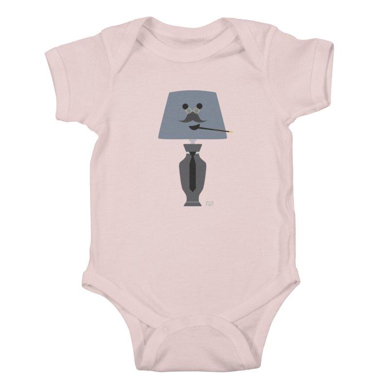 Maestro Luminoso Kids Baby Bodysuit by lolo designs