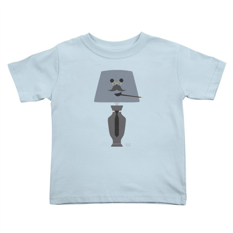 Maestro Luminoso Kids Toddler T-Shirt by lolo designs