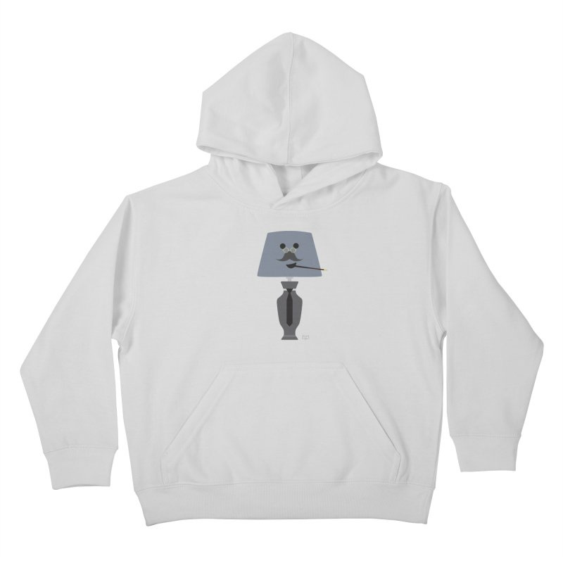 Maestro Luminoso Kids Pullover Hoody by lolo designs