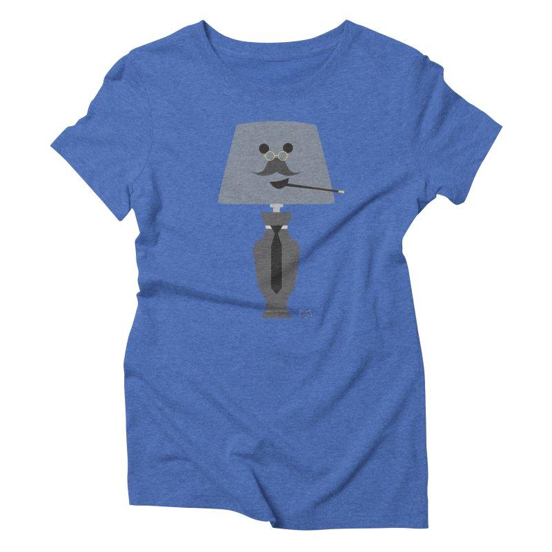 Maestro Luminoso Women's Triblend T-Shirt by lolo designs