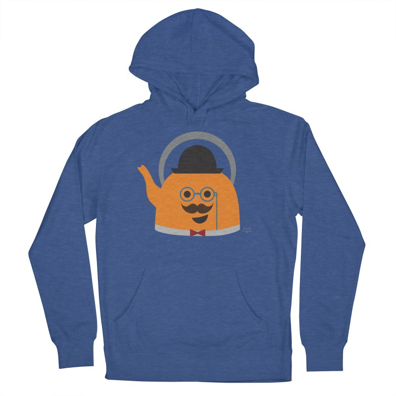 Sir Steep-a-lot Men's Pullover Hoody by lolo designs