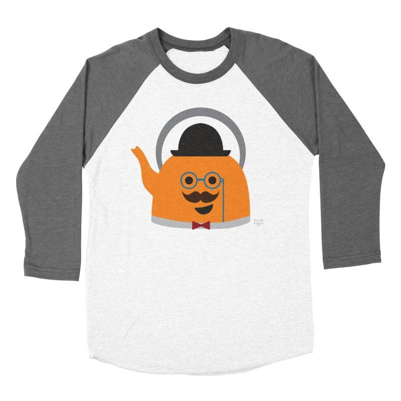 Sir Steep-a-lot Women's Baseball Triblend Longsleeve T-Shirt by lolo designs