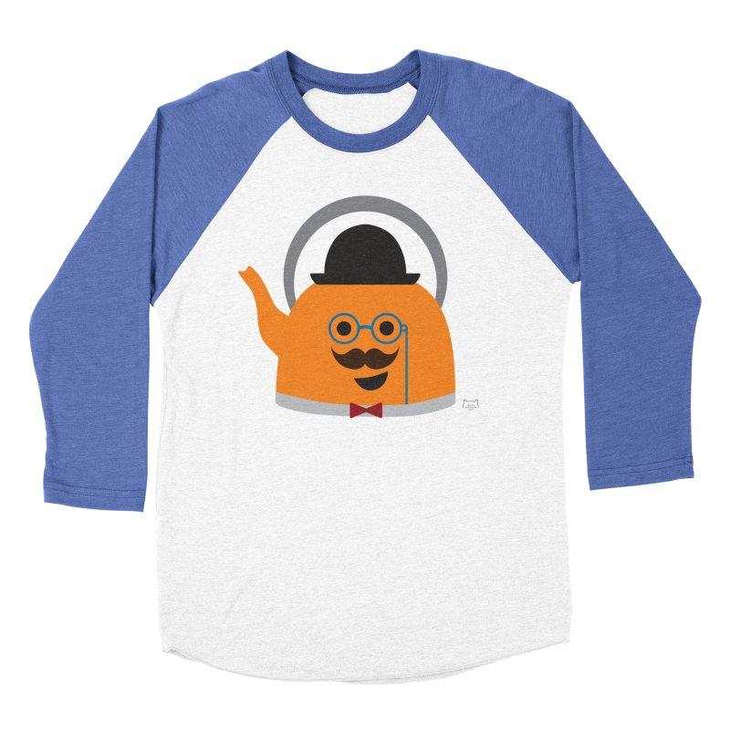 Sir Steep-a-lot Men's Baseball Triblend T-Shirt by lolo designs