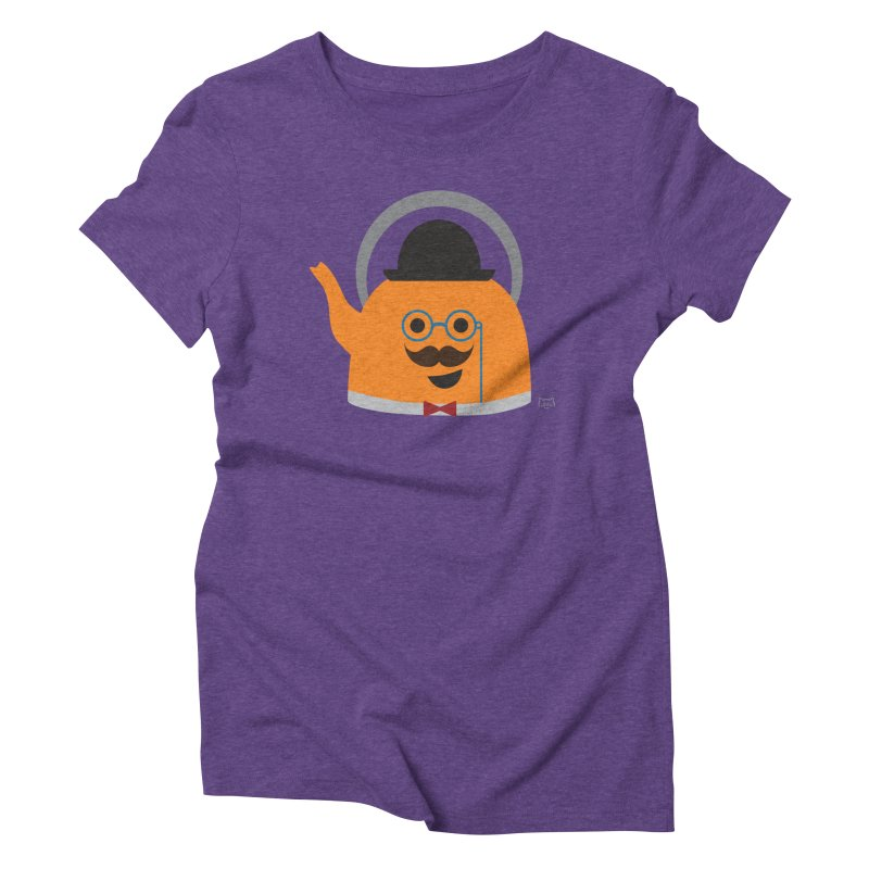 Sir Steep-a-lot Women's Triblend T-Shirt by lolo designs