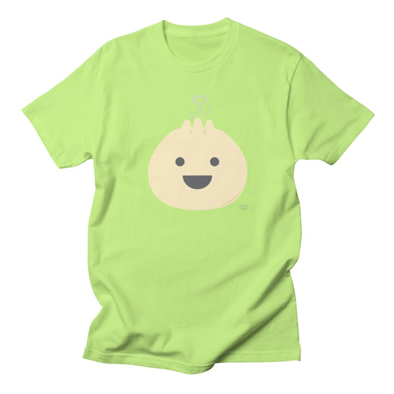 Dumpling to think about Men's Regular T-Shirt by lolo designs