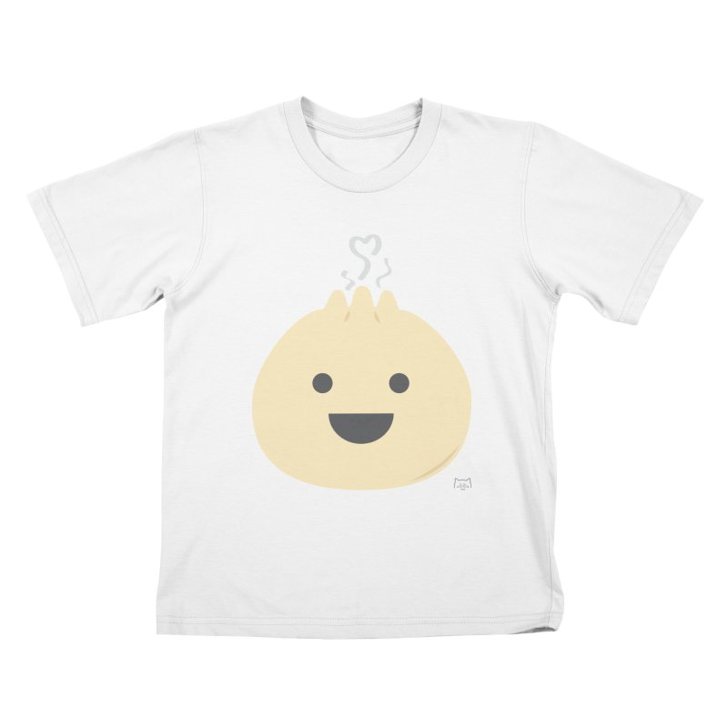 Dumpling to think about Kids T-Shirt by lolo designs
