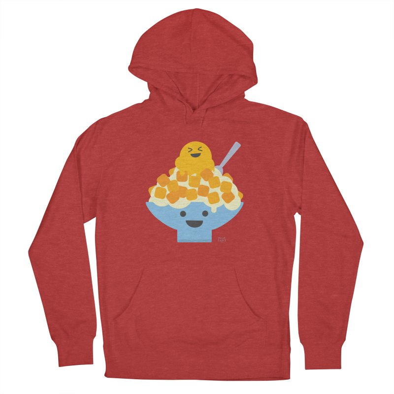 Ice Ice Mango Men's Pullover Hoody by lolo designs