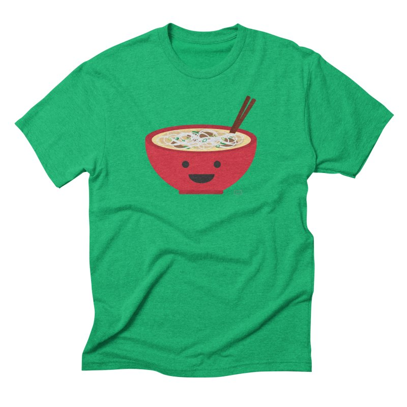 Pho-king tasty Men's Triblend T-Shirt by lolo designs