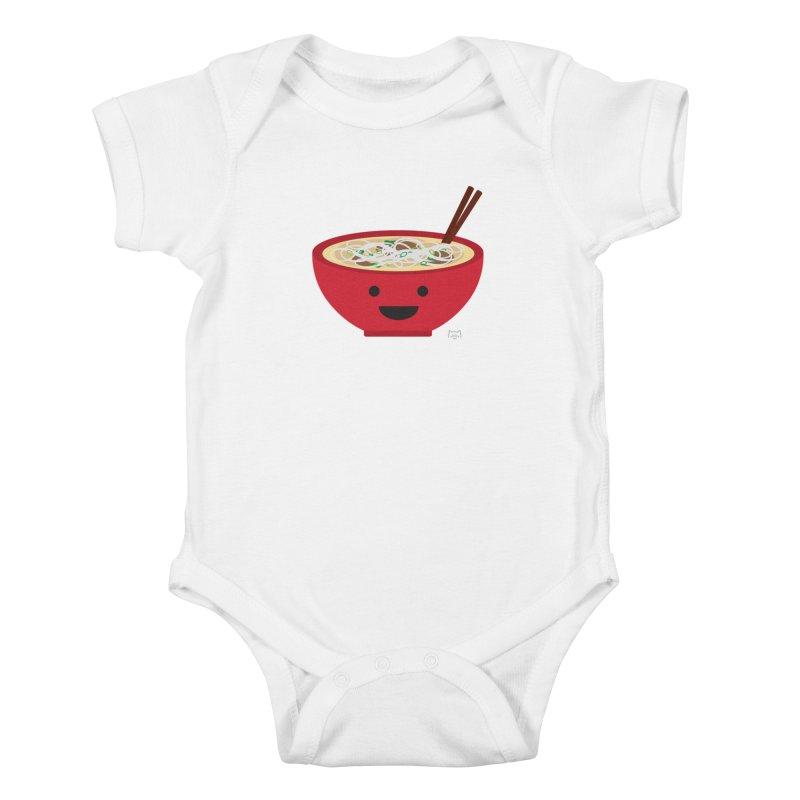 Pho-king tasty Kids Baby Bodysuit by lolo designs