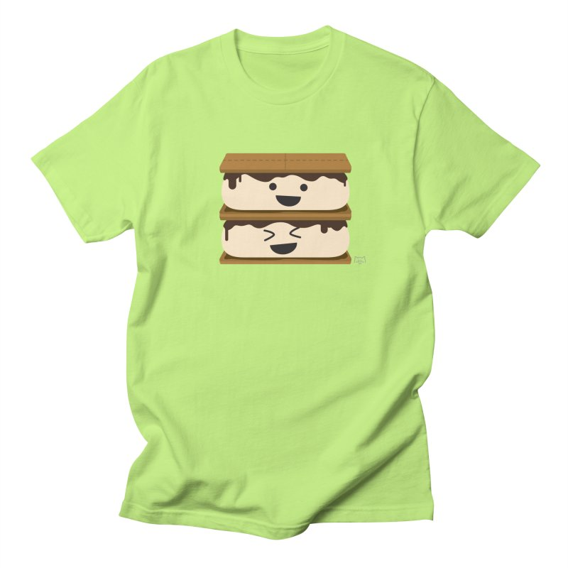 S'more fun Men's Regular T-Shirt by lolo designs