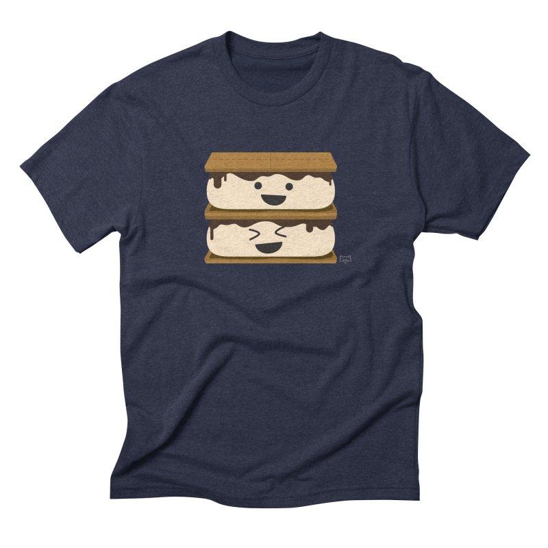 S'more fun Men's Triblend T-Shirt by lolo designs