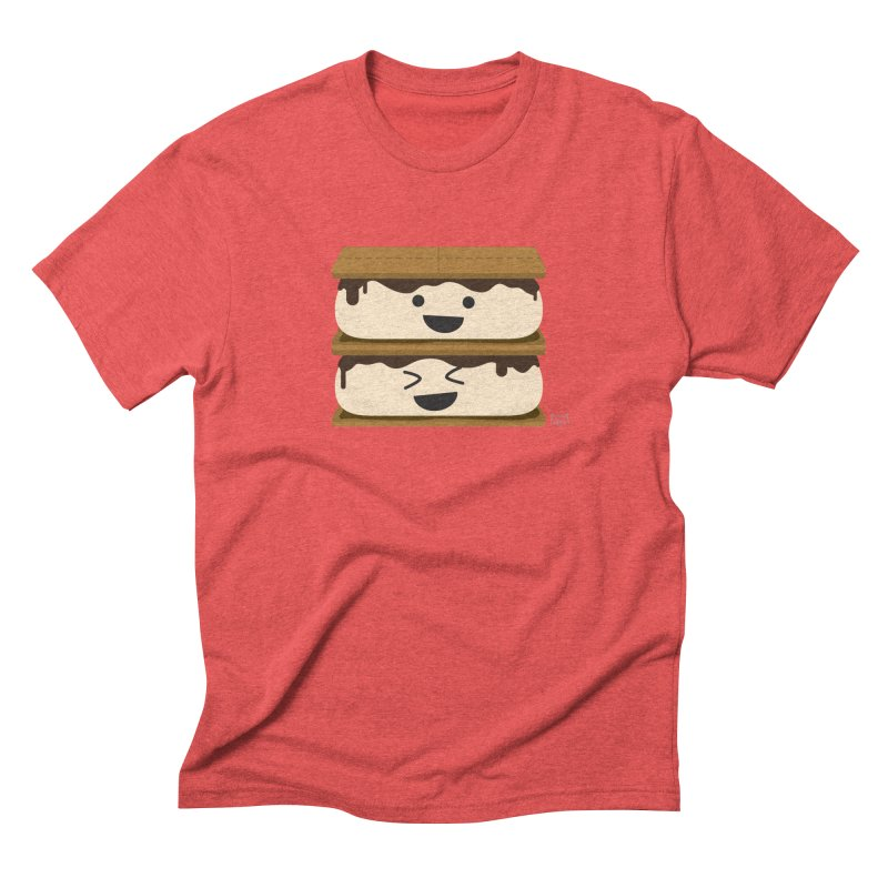 S'more fun Men's Triblend T-Shirt by lolo designs