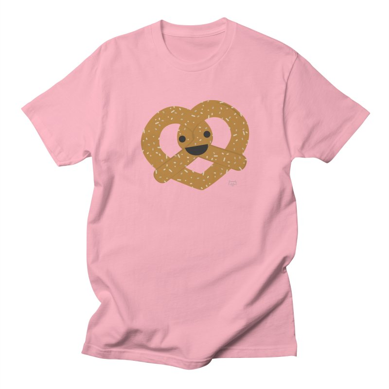 Knotty snack Men's Regular T-Shirt by lolo designs