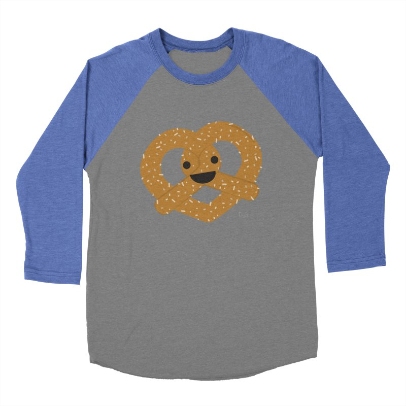 Knotty snack Women's Baseball Triblend T-Shirt by lolo designs