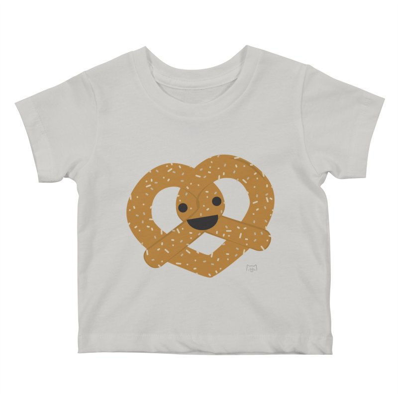 Knotty snack Kids Baby T-Shirt by lolo designs