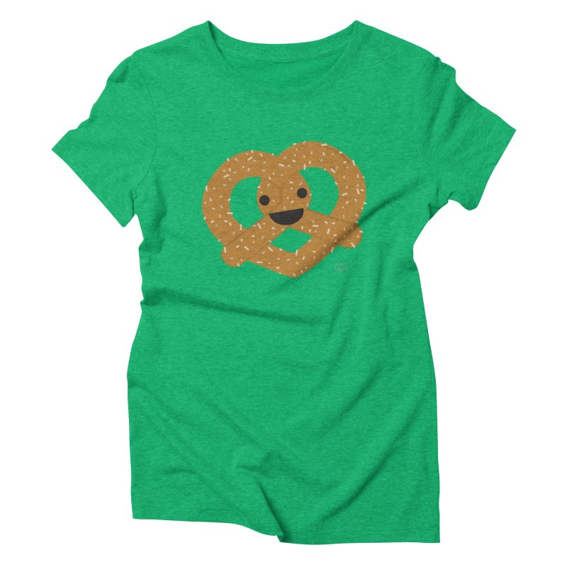 Knotty snack Women's Triblend T-Shirt by lolo designs