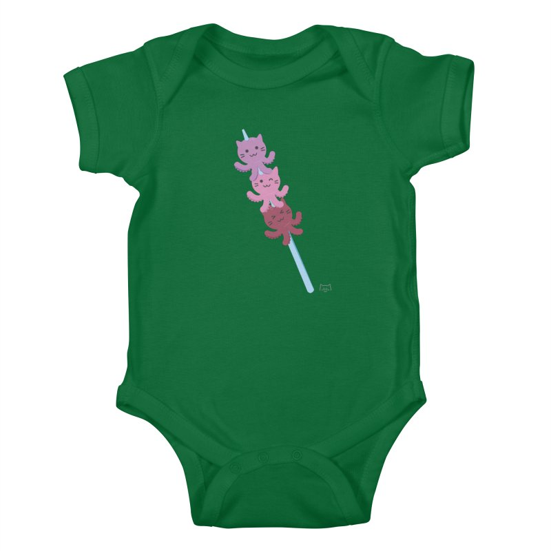 Squiskers Kids Baby Bodysuit by lolo designs