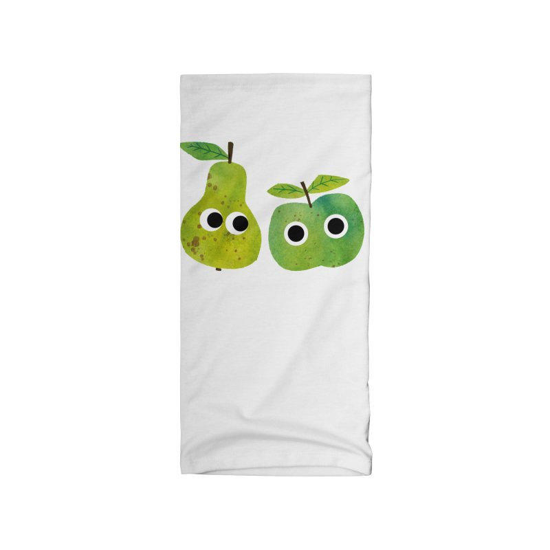 Apple & Pear Accessories Neck Gaiter by lomp's Artist Shop