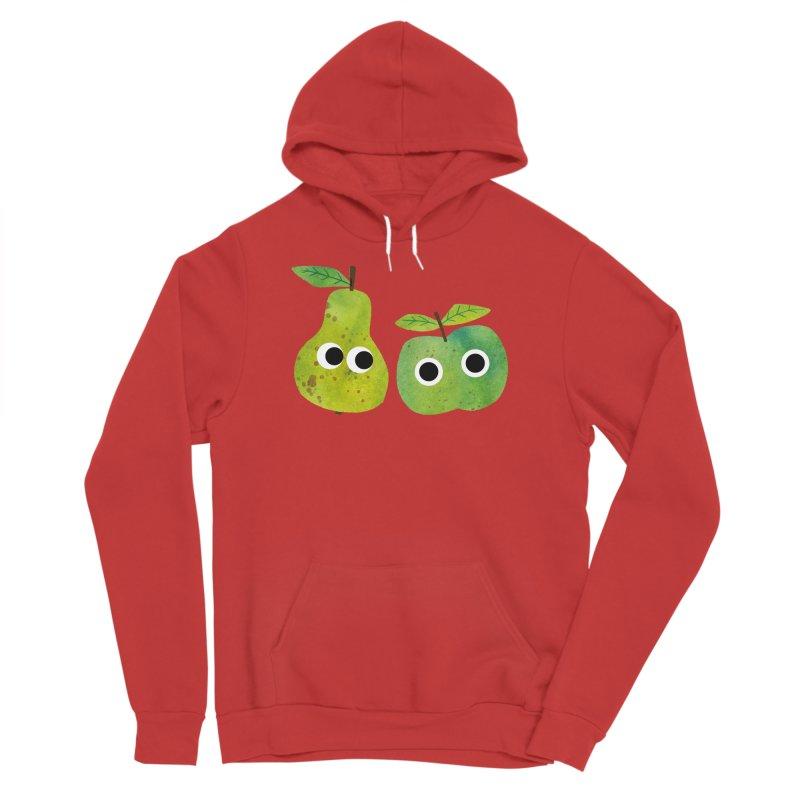 Apple & Pear Women's Pullover Hoody by lomp's Artist Shop