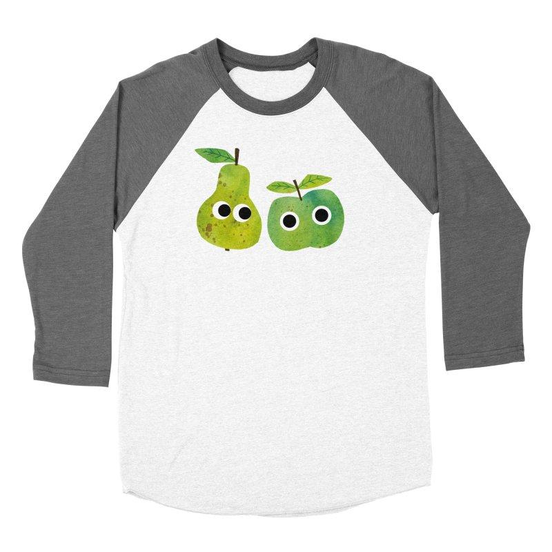 Apple & Pear Women's Longsleeve T-Shirt by lomp's Artist Shop