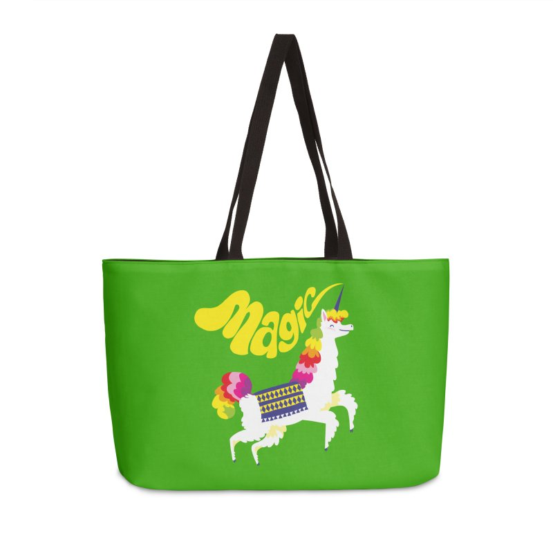 Unillama Magic Accessories Bag by lomp's Artist Shop