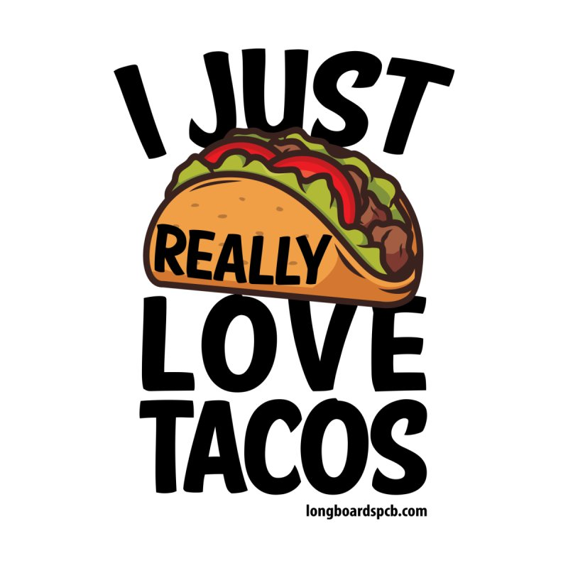 Taco Lover's Home Throw Pillow by Longboard's Store