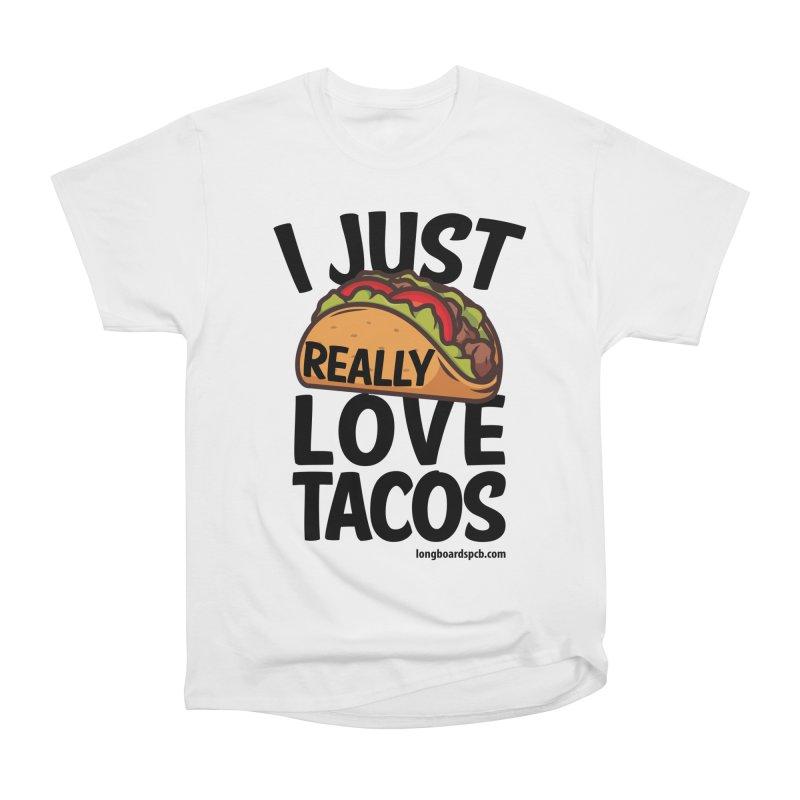 Taco Lover's Women's T-Shirt by Longboard's Store