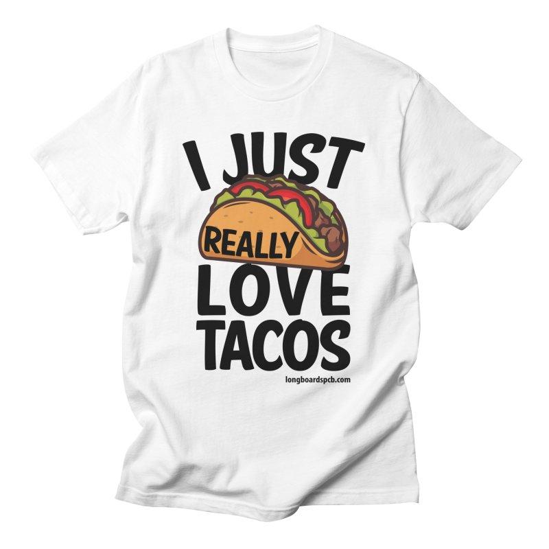 Taco Lover's Men's T-Shirt by Longboard's Store