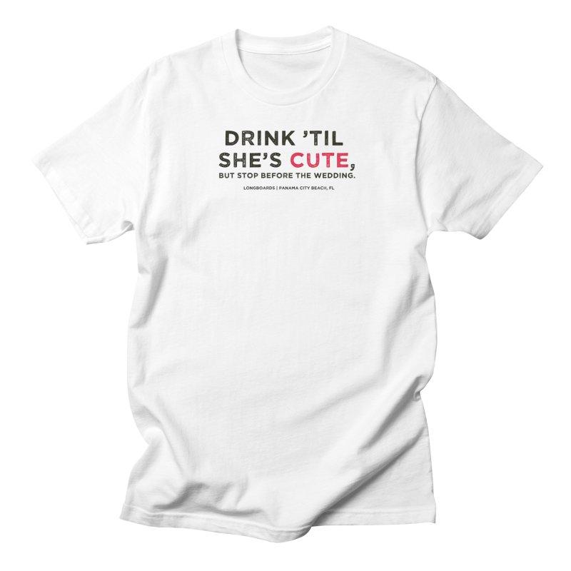 Is She Cute Yet? Men's T-Shirt by Longboard's Store