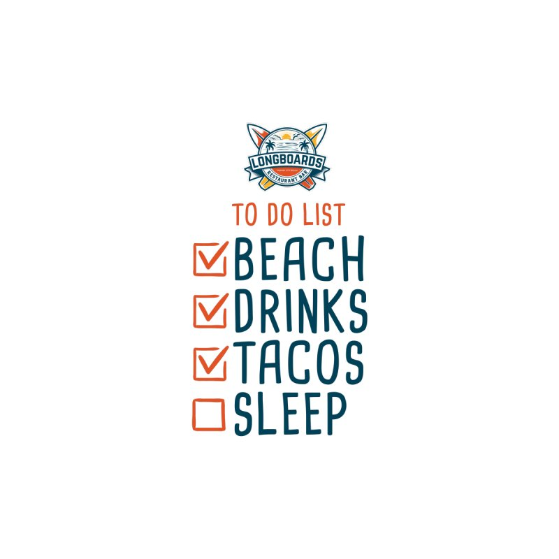 To-Do-List Accessories Sticker by Longboard's Store